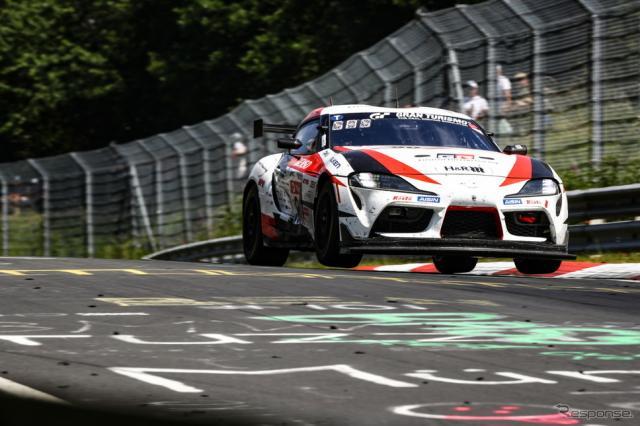 第47回ニュルブルクリンク24時間耐久レース《撮影 益田和久》