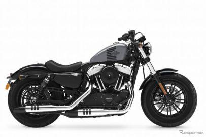 中古バイク、人気トップは「XL1200Xフォーティエイト」 goo+dランキング2019年上半期