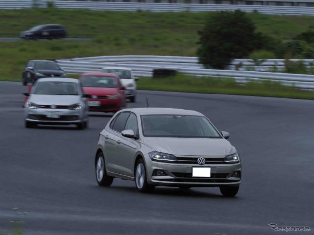 サーキットでの走行体験では、自分のドライビングを見つめ直すことができる。《写真提供 TetsuyaOTAスポーツドライビングスクール事務局》