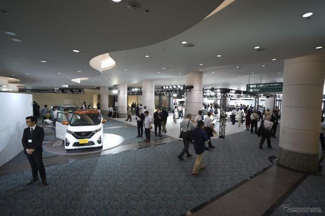 日産自動車の株主総会(パシフィコ横浜)《写真 日産自動車》