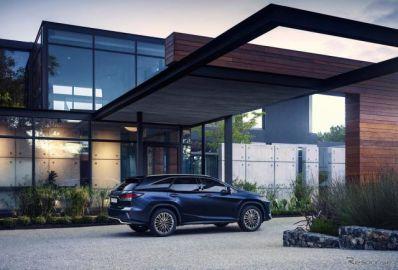 レクサス RX 改良新型、8月デビュー予定…ベストセラーがどう変わる?