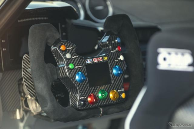 ロータス・エヴォーラ GT4コンセプト《photo by Lotus》