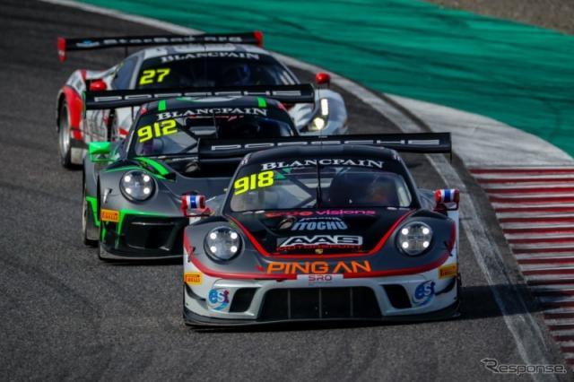 ブランパン GT ワールドチャレンジ アジア《画像:富士スピードウェイ》