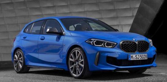 BMW 1シリーズ 新型の頂点、「M135i」…グッドウッド2019に出品へ[訂正]