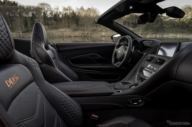アストンマーティン DBS スーパーレッジェーラ・ヴォランテ 新型《photo by Aston Martin》