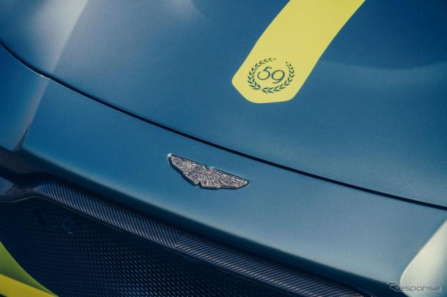アストンマーティン・ヴァンテージ 新型のAMR《photo by Aston Martin》