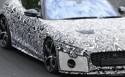 フォードと決別、BMW製V8搭載か…ジャガー Fタイプ が驚きの進化