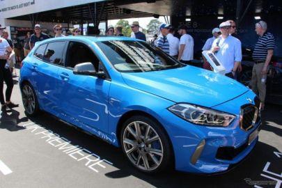 BMWがMタウンを展開、M135i など「やりすぎ」が人気…グッドウッド2019