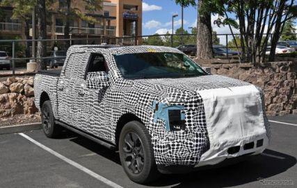 全米不動のベストセラー、フォード F-150 が生まれ変わる…豪華インテリアに電動化も加速