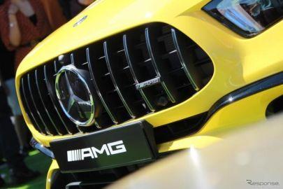 メルセデスベンツ Aクラス 新型最強、AMG45 発表…グッドウッド2019