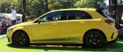メルセデスAMG A45 S 4MATIC+ 新型(グッドウッド2019)《photo by Mercedes-AMG》