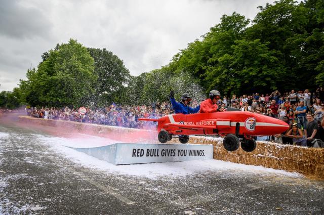 レッドブル・ボックスカートレース ロンドン《photo (c) Samantha Saskia Dugon / Red Bull Content Pool》