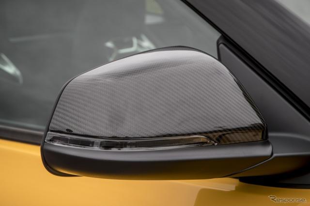 トヨタ スープラ GRパーツ装着車《撮影 山内潤也》