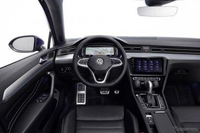 VW パサート 改良新型、最新デジタルコクピット採用…欧州発売へ
