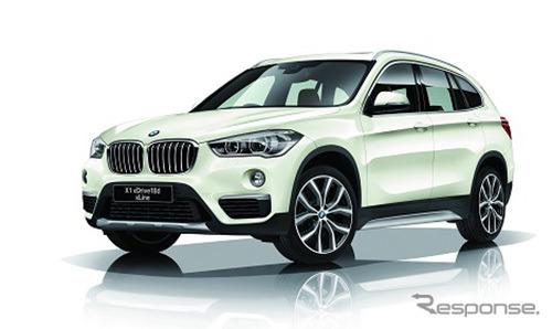 BMW X1《画像:オリックス自動車》