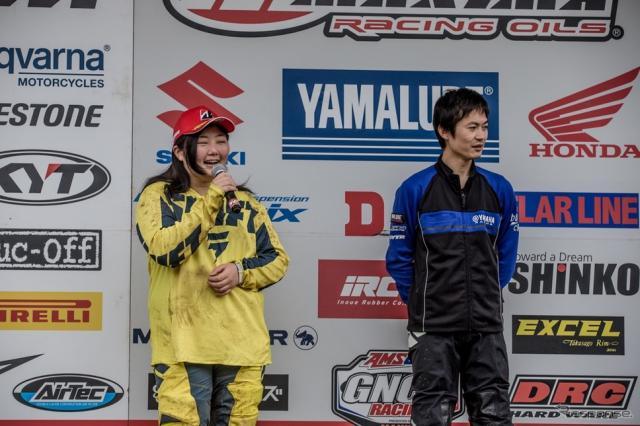 【JNCC 第5戦】日本代表の意地を賭けて、ベテラン渡辺と若手馬場がぶつかりあう《稲垣正倫/Enduro.J》
