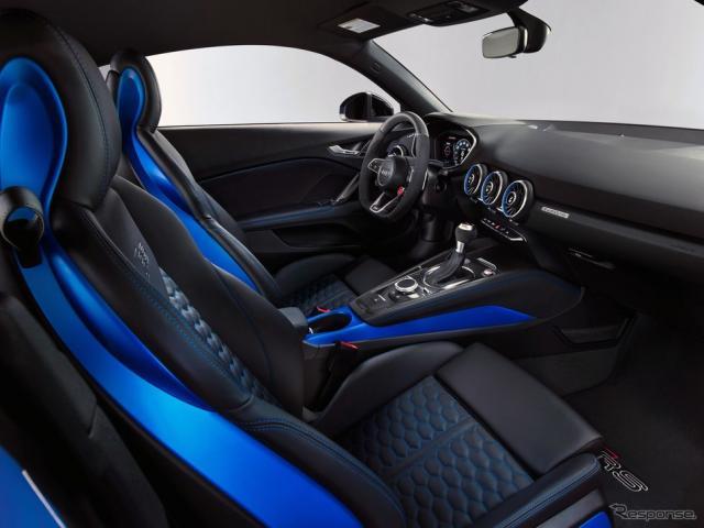 アウディ TT RS クーペ 改良新型《photo by Audi》