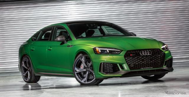 アウディ RS5 スポーツバック《photo by Audi》