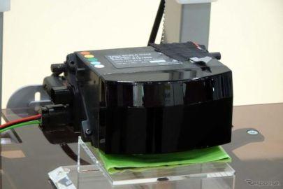 ヴァレオが第2世代LiDARを出展、MEMS方式の第3世代にも言及...人とくるまのテクノロジー2019名古屋