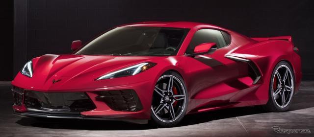 シボレー・コルベット・スティングレイ 新型《photo by Chevrolet 》