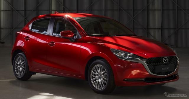 マツダ2 改良新型《photo by Mazda》