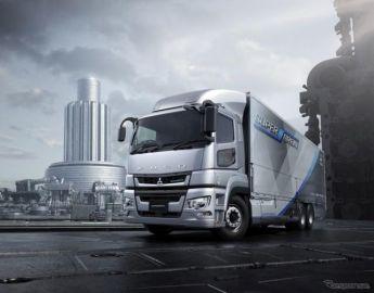 大型トラックのレベル2自動運転はなぜ難しかったのか…三菱ふそう・ダイムラーの技術