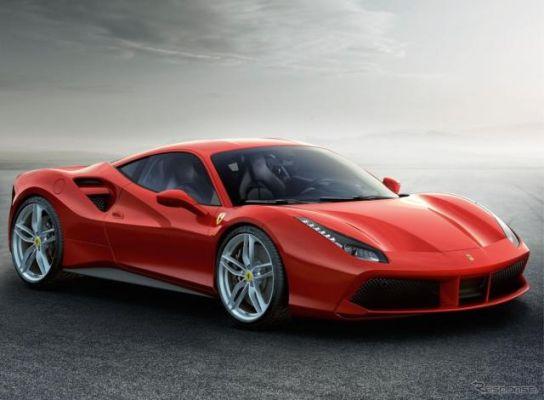 フェラーリ 488GTB など、エアバッグ装置に不具合 リコール