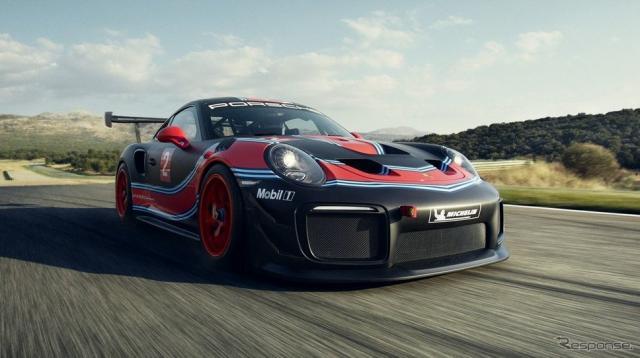 ポルシェ911 GT2 RSクラブスポーツ《photo by Porsche》