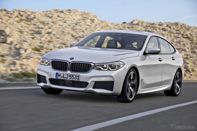 BMW 6シリーズ グランツーリスモ《写真 BMWジャパン》