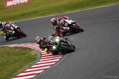 鈴鹿8耐、アディバ赤坂ショールームでパブリックビューイング開催