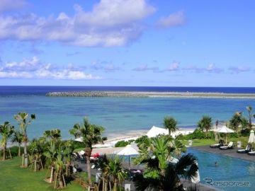 超小型EVを活用した観光型MaaS、沖縄県・久米島で開始 豊田通商