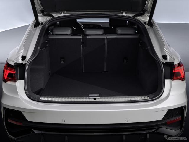 アウディQ3スポーツバック《photo by Audi》