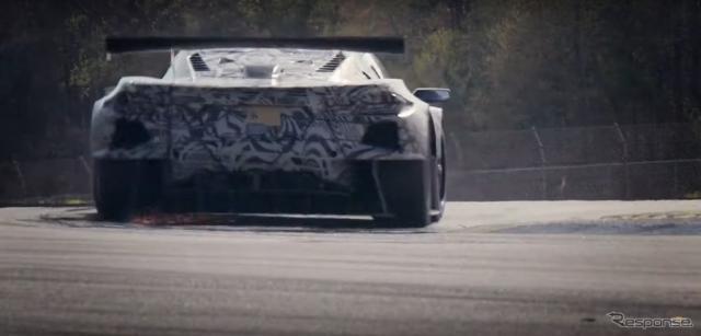 シボレー コルベット 新型、コンバーチブルとレーサーは今秋デビューが決定[動画]《photo by Chevrolet》