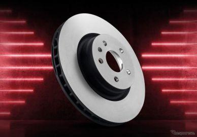 ZF、テスラ モデルS 用のブレーキ発売…電動車向けアフターパーツ拡大