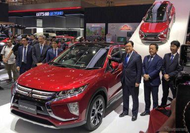 ダイハツと三菱、本社トップがモーターショーに駆けつける「インドネシアの重要度」とは[インドネシアの自動車業界事情]