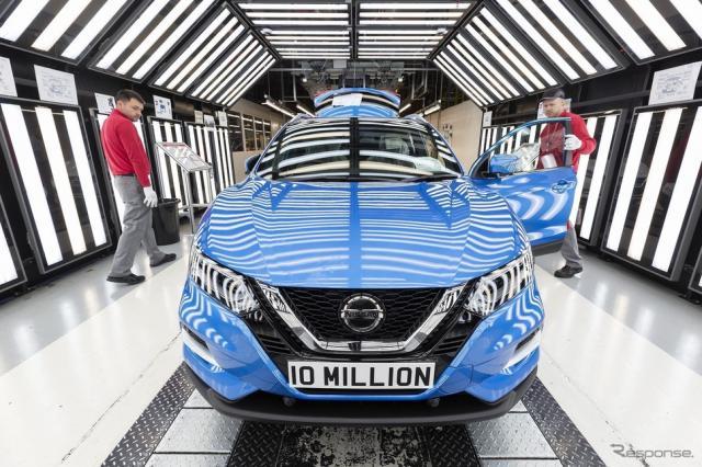 英国日産サンダーランド工場《photo by Nissan Europe》