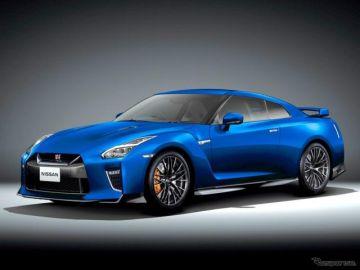 日産 GT-R 2020年モデル、ダンロップ SP SPORT MAXX GT600 DSST CTT を新車装着