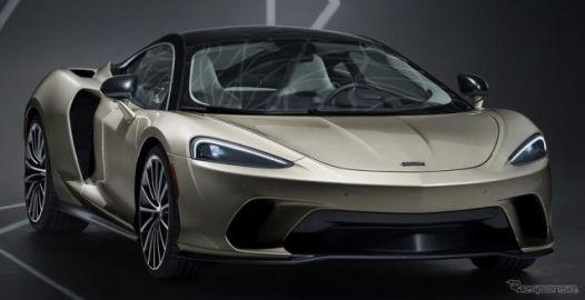 マクラーレン『GT』にMSO、内装は大英博物館に着想…ペブルビーチ2019で発表