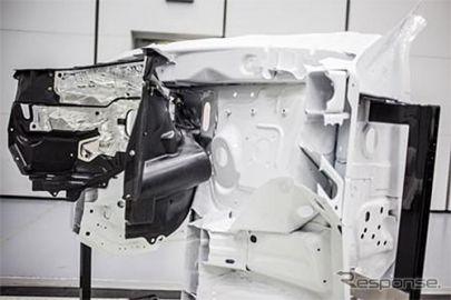 帝人グループのGF-SMC部材、フォードの新型『エクスプローラー』に採用