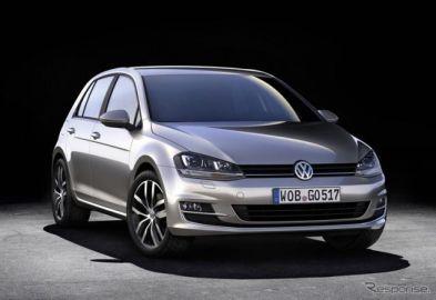 VW ゴルフ など、17万6000台をリコール 7速DSG不具合で走行不能となるおそれ