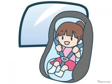 6歳未満幼児のチャイルドシート、3割が未着用[新聞ウォッチ]