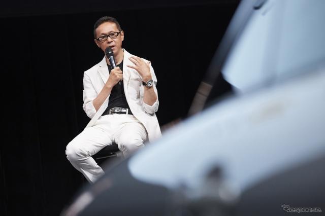SWdesign代表で元アウディデザインデザイナーの和田智氏《写真 アウディジャパン》