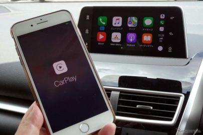 三菱 エクリプスクロス のスマホ連携システム「SDA」をiPhoneで検証…使い方や機能は?