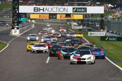 【鈴鹿10時間】決勝レースがスタート…トップは#42 BMW Team Schnitzer