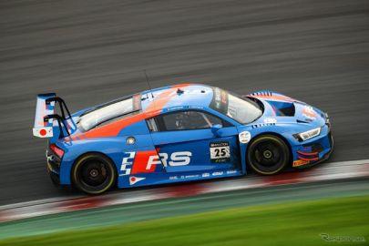 【鈴鹿10時間】2年目のレースを制したのは#25 Audi Sport Team WRT