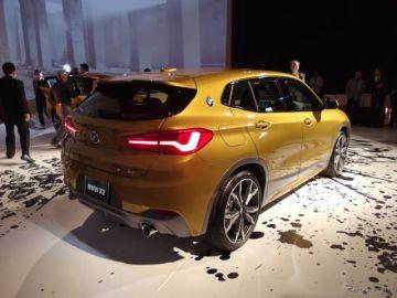 BMW X2 など28機種、テールライトがガタつくおそれ リコール