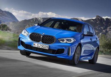 【BMW 1シリーズ 新型】歴代初のFF駆動を採用、価格は334万円より