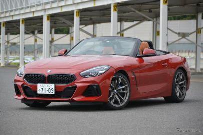 【BMW Z4 新型】まとめ…機敏に走るか爽快に走るか、スープラとの違い