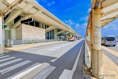 空港周辺の渋滞緩和に、公共交通機関とカーシェアと組み合わせ 沖縄で実験へ