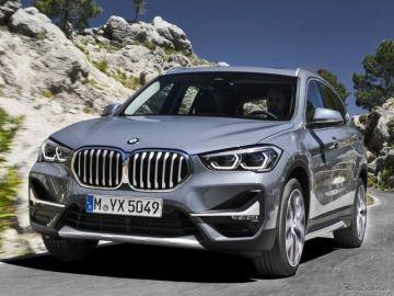 BMW X1 に改良新型、フランクフルトモーターショー2019に出展へ